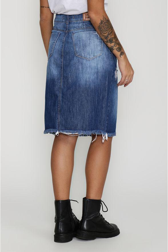 saia jeans - 09614