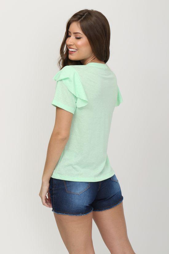 tshirt-babado-verde-gazzy
